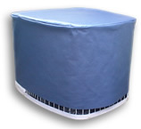 Blue AC Cover